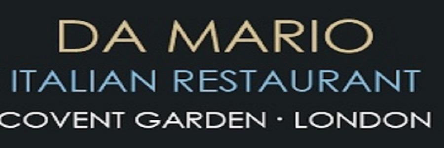 Da Mario - Italian Restaurant in Convent Garden ideally